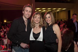 Philippe Cousteau, WHS President and CEO Lisa LaFontaine and F4P Executive Director Tara de Nicolas